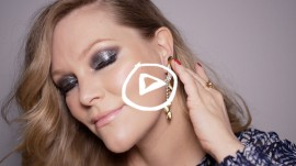 The Oscar goes to: Silver Smokey Eyes & Glamour Welle – Dein Red Carpet Look