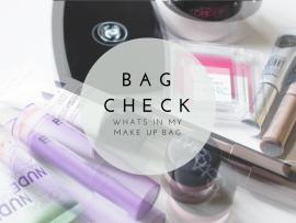 BAG CHECK: Was hat eigentlich ein Make up Artist in der eigenen Make up Tasche? Meine 11 Lieblingsprodukte!