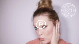 Schnelles Make up für gestresste Mamis. Quick & Easy Momy Hair & Make up Tutorial