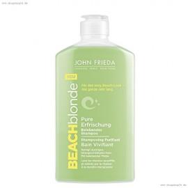 John Frieda Beach Blond Pure Erfrischung belebendes Shampoo