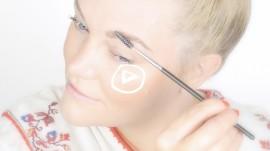BIG BROWS Beauty Tricks – Wie Du mit färben und Make up dichte Augenbrauen bekommst.