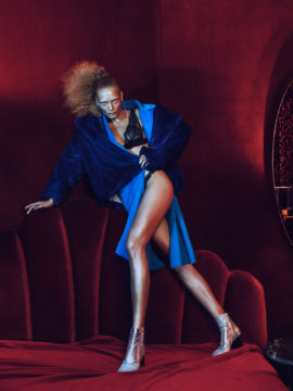 DREAMLAND by Lina Tesch for Galeries Lafayette Magazine